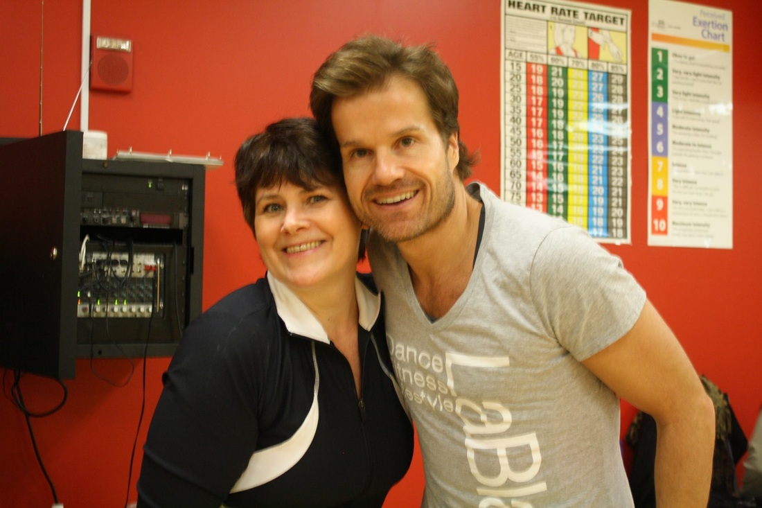 Vici and Louis VanAmstel.
